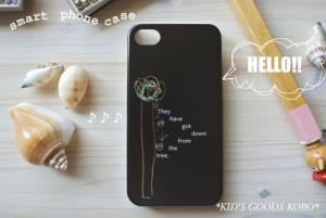 子どもの絵iphone