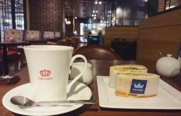 オスロコーヒー横浜ジョイナス店 モーニング
