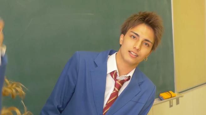 バンダリ亜砂也(あさや)高校時代の彼女はなちょす?と疑うくらい胸キュン動画5