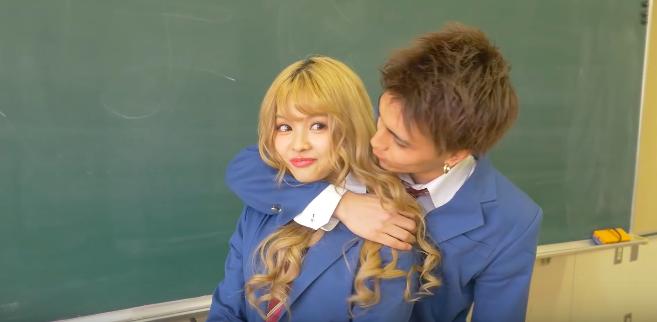 バンダリ亜砂也(あさや)高校時代の彼女はなちょす?と疑うくらい胸キュン動画