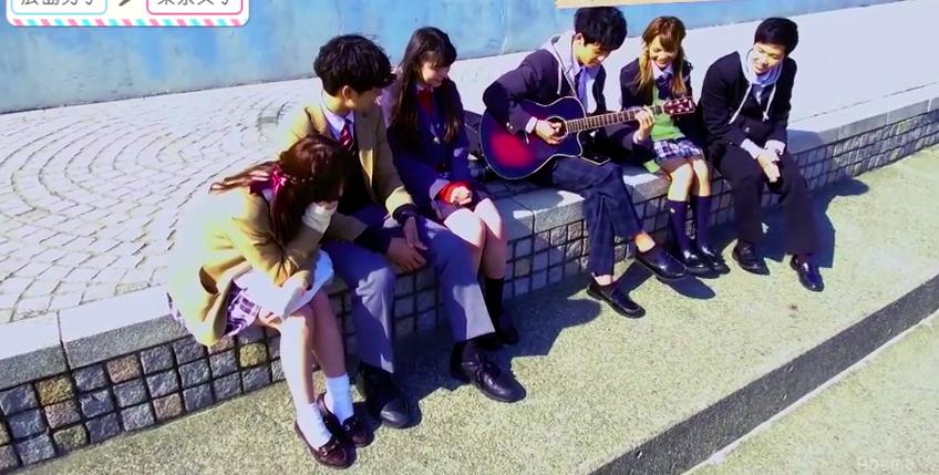 竹本陸杜(りくと)恋ステ♡広島男子はバンドマン!プロフィールや高校、事務所は?