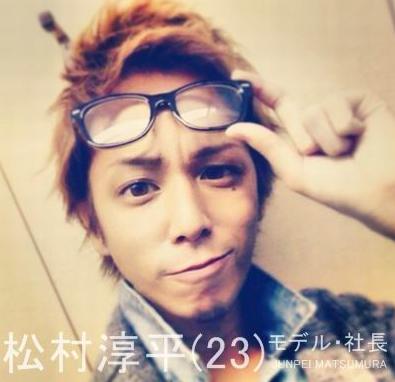 【会社は学校じゃねぇんだよ】は実話!モデルの松村淳平の生年月日