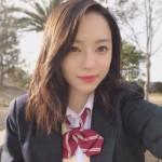水野波奈(はな)のプロフィール♡恋ステNo.1美女はハーフ!事務所や高校は?