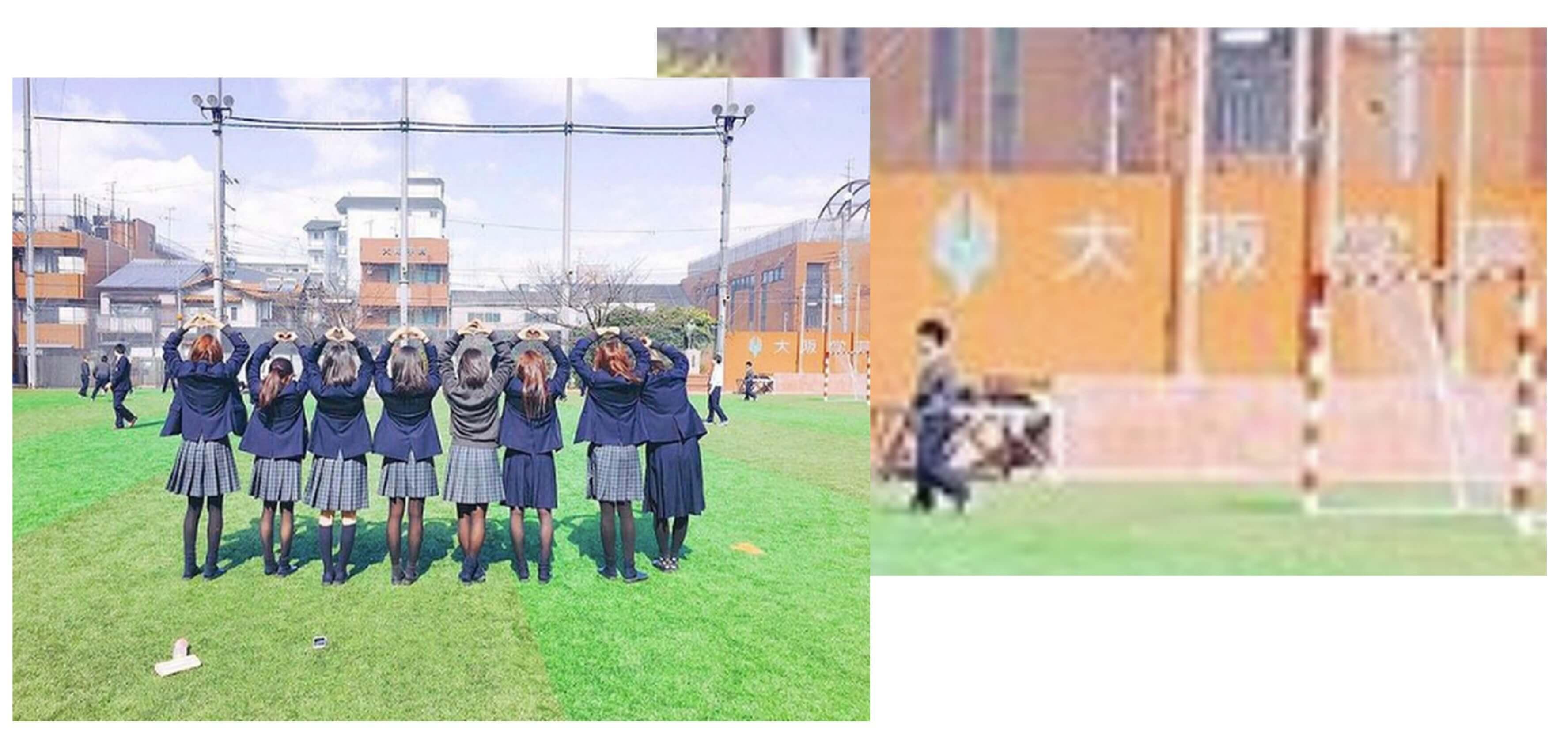 浦西ひかるの中学校・高校はどこ?
