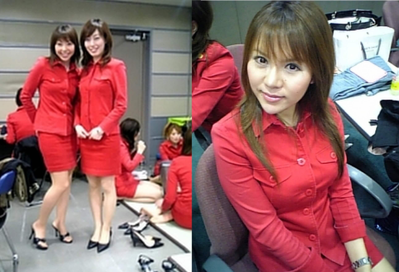 『金スマ』で赤の服着た後ろの女性って誰?何人?名前は?ギャラは?なるには?