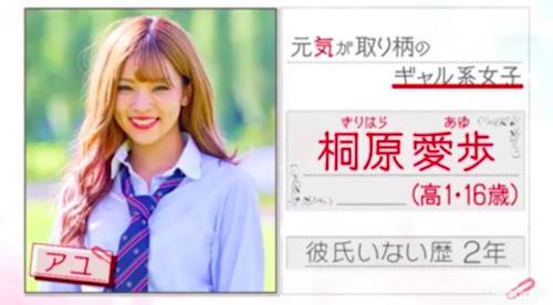 恋ステシーズン6 桐原愛歩